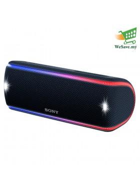 Sony SRS-XB31 Black EXTRA BASS Portable Wireless BLUETOOTH Speaker SRS-XB31/B (Original) Warranty From Sony Malaysia