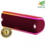 Sony SRS-XB31 Red EXTRA BASS Portable Wireless BLUETOOTH Speaker SRS-XB31/R (Original) Warranty From Sony Malaysia