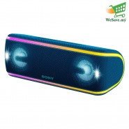 Sony SRS-XB41 Blue EXTRA BASS Portable BLUETOOTH Speaker SRS-XB41/L (Original) Warranty From Sony Malaysia