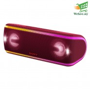 Sony SRS-XB41 Red EXTRA BASS Portable BLUETOOTH Speaker SRS-XB41/R (Original) Warranty From Sony Malaysia