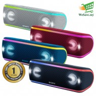 Sony SRS-XB41 EXTRA BASS Portable BLUETOOTH Speaker (Original) Warranty From Sony Malaysia