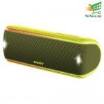 Sony SRS-XB31 Yellow EXTRA BASS Portable Wireless BLUETOOTH Speaker SRS-XB31/Y (Original) Warranty From Sony Malaysia