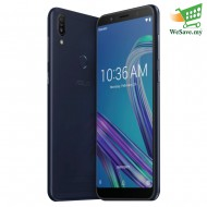 Asus Zenfone Max Pro (M1) Smartphone ZB602KL 3GB RAM 32GB Deepsea Black Colour (Original) 1 Year Warranty By Asus Malaysia