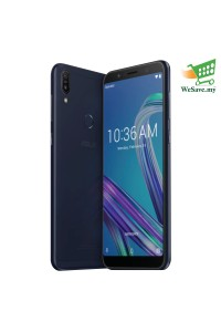 Asus Zenfone Max Pro (M1) Smartphone ZB602KL 3GB RAM 32GB Deepsea Black Colour (Original) 1 Year Warranty By Asus Malaysia