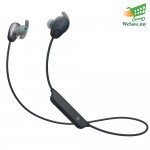 Sony WI-SP600N Black Wireless In-ear Sports Headphones WI-SP600N/B (Original) from Sony Malaysia
