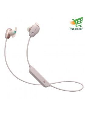 Sony WI-SP600N Pink Wireless In-ear Sports Headphones WI-SP600N/P (Original) from Sony Malaysia