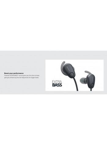 Sony WI-SP600N White Wireless In-ear Sports Headphones WI-SP600N/W (Original) from Sony Malaysia