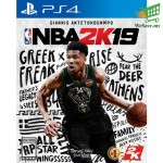 [PRE-ORDER] Sony PS4 Game NBA 2K19  Standard Edition Playstation 4 (Original)