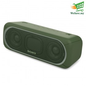 Sony SRS-XB30 Green Portable Wireless BLUETOOTH® Speaker SRS-XB30 /G (Original) by Sony Malaysia