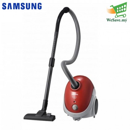*Display Unit* Samsung VCC5240S4R Canister Vacuum Cleaner Red (Original) 1 Years Warranty By Samsung Malaysia