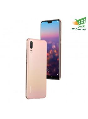 Huawei P20 Smartphone 4GB RAM 128GB Pink Gold Colour (Original) 1 Year Warranty By Huawei Malaysia