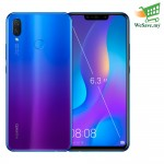 Huawei Nova 3i Smartphone 4GB RAM 128GB Iris Purple Colour (Original) 1 Year Warranty By Huawei Malaysia