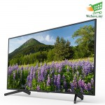 Sony KD-55X7000F 55'' LED 4K Ultra HD High Dynamic Range (HDR) Smart (Android TV) (Original) 2 Years Warranty By Sony Malaysia