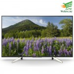 Sony KD-65X7000F 65'' LED 4K Ultra HD High Dynamic Range (HDR) LED Smart TV (Original) 2 Years Warranty By Sony Malaysia