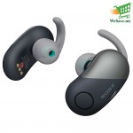 Sony WF-SP700N  Wireless In-ear Sports Headphones WF-SP700N/B (Original) from Sony Malaysia-Black Color