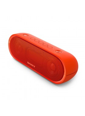 Sony SRS-XB20 Red Portable Wireless BLUETOOTH® Speaker SRS-XB20/R (Original) from Sony Malaysia