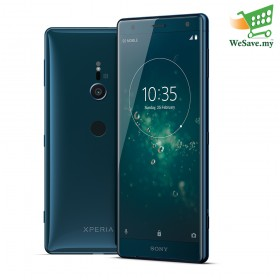 (DISPLAY) Sony Xperia XZ2 Smartphone 4GB RAM 64GB Deep Green Colour (Original) 1 Year Warranty By Sony Malaysia