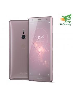 Sony Xperia XZ2 Smartphone 4GB RAM 64GB Ash Pink Colour (Original) 1 Year Warranty By Sony Malaysia