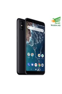 Xiaomi Mi A2 Smartphone 4GB RAM 64GB Black Colour (Original) 1 Year Warranty By Mi Malaysia