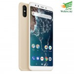 Xiaomi Mi A2 Smartphone 4GB RAM 64GB Gold Colour (Original) 1 Year Warranty By Mi Malaysia