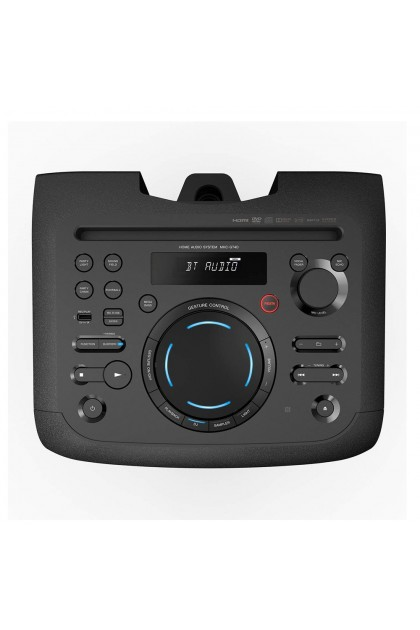 Sony MHC-GT4D High Power Home Audio System With Bluetooth (Original) 1 Year Warranty By Sony Malaysia