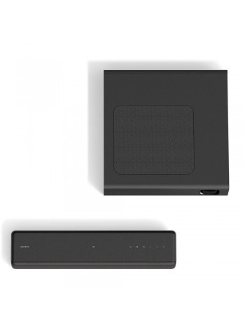 Sony HT-MT500 Home Theatre & Soundbar System 2.1ch Compact Soundbar-Black (Original)1 Year Warranty By Sony Malaysia