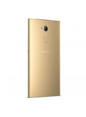 (BUY 1 FREE 1) Sony Xperia XA2 Ultra Smartphone 4GB RAM 64GB Gold Colour FREE Sony WF-SP700N Wireless In-ear Sports Headphone (Original) 1 Year Warranty By Sony Malaysia