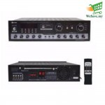 *Display Unit* Tecnik Digital 5 Channel Karaoke Power Amplifier - AV100