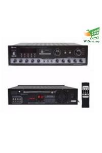 *Display Unit* Tecnik Digital 5 Channel Karaoke Power Amplifier - AV100