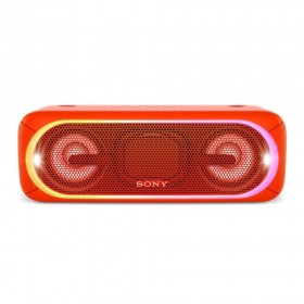 Sony SRS-XB40 Red Portable Wireless BLUETOOTH® Speaker SRS-XB40/R (Original) by Sony Malaysia