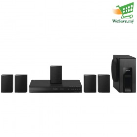 *Display Unit* Panasonic SC-XH105GA-K DVD Home Theater System (Original) 1 Years Warranty By Panasonic Malaysia