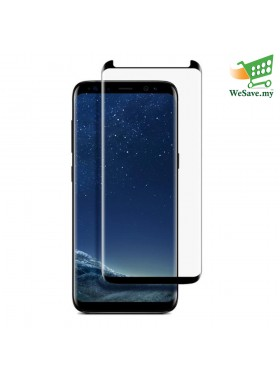 Samsung Galaxy S9 Half Cover Tempered Glass (Original)