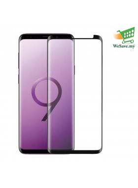 Samsung Galaxy S9 Plus S9+ Half Cover Tempered Glass (Original)