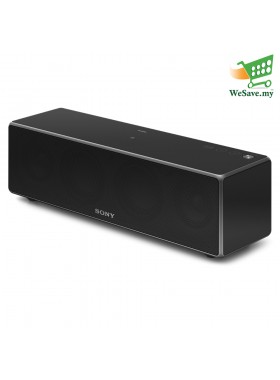 (DISPLAY) Sony SRS-ZR7 Portable Wireless Bluetooth / Wi-Fi Speaker Black Colour (Original) by Sony Malaysia