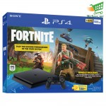 Sony PS4 Fornite Bundle Pack Playstation 4 Slim 500 GB Console Jet Black -1 Years Warranty by Sony Malaysia