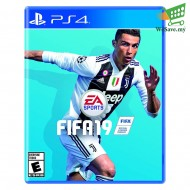Sony PS4 Game FIFA 19 Standard Edition Playstation 4 FIFA 2019 (Original)