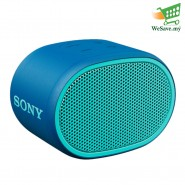 (PRE-ORDER) Sony SRS-XB01 EXTRA BASS Portable BLUETOOTH Speaker Blue Colour (Original) 1 Year Warranty From Sony Malaysia