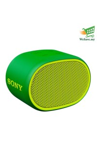 (PRE-ORDER) Sony SRS-XB01 EXTRA BASS Portable BLUETOOTH Speaker Green Colour (Original) 1 Year Warranty From Sony Malaysia