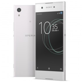 Sony Xperia XA1 Smartphone 3GB RAM 32GB White Colour (Original) 1 Year Warranty By Sony Malaysia