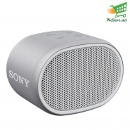 (PRE-ORDER) Sony SRS-XB01 EXTRA BASS Portable BLUETOOTH Speaker White Colour (Original) 1 Year Warranty From Sony Malaysia