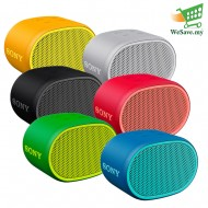 (PRE-ORDER) Sony SRS-XB01 EXTRA BASS Portable BLUETOOTH Speaker (Original) 1 Year Warranty From Sony Malaysia (ETA - 09/11/2018)
