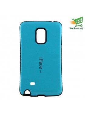 iFace Mall Samsung Galaxy Note Edge Hard Case Blue Colour
