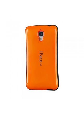 iFace Mall Xiaomi Mi 4 Hard Case Orange Colour