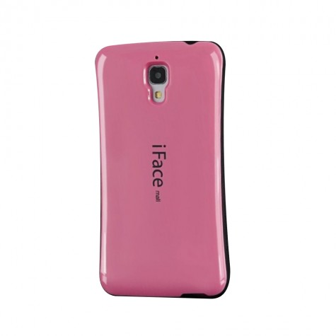 iFace Mall Xiaomi Mi 4 Hard Case Pink Colour