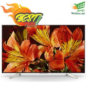 Sony KD-65X8500F 65'' LED 4K Ultra HD High Dynamic Range (HDR) Smart TV (Original) 2 Years Warranty By Sony Malaysia