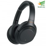 Sony WH-1000XM3 Black Wireless Noise-Canceling Headphones WH-1000XM3/B (Original) from Sony Malaysia
