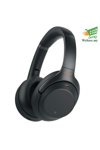 Sony WH-1000XM3 Black Wireless Noise-Canceling Headphones WH-1000XM3/B (Original) from Sony Malaysia