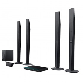 *Display Unit* Sony BDV-E6100 Blu-ray Home Cinema System with Bluetooth (Original) by Sony Malaysia