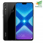 Honor 8X Smartphone 4GB RAM 128GB Black Colour (Original) 1 Year Warranty