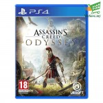 Sony PS4 Game Assassin's Creed Odyssey - PlayStation 4 Standard Edition (Original)